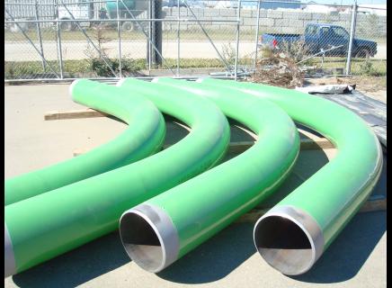 Alberta Custom Pipe Bending & Manufacturing